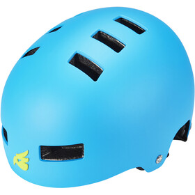 bluegrass Super Bold Dirt-Helm matt cyan